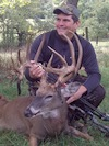 Kevin Jaegers 195 2/8 18 point  Moniteau County 2012